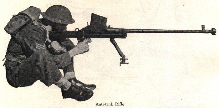 anti tank machine gun
