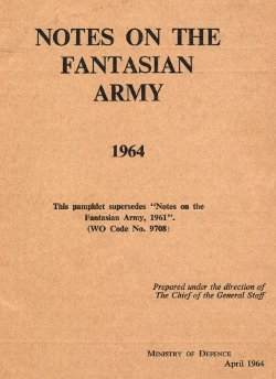 Notes on the Fantasian Army
