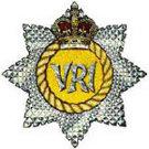 RCR badge