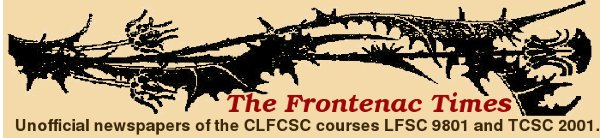 The Frontenac Times