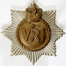 Royal Candian Regiment cap badge